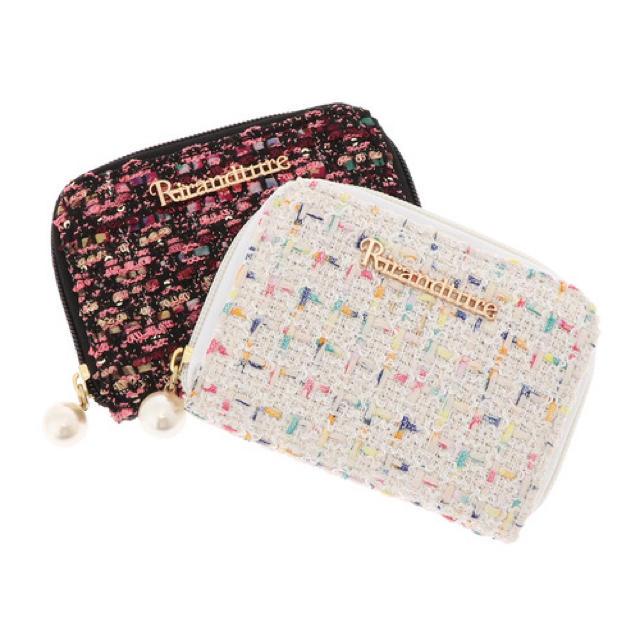 Rirandture(リランドチュール)のリランドチュール ツイードミニウォレット レディースのファッション小物(財布)の商品写真