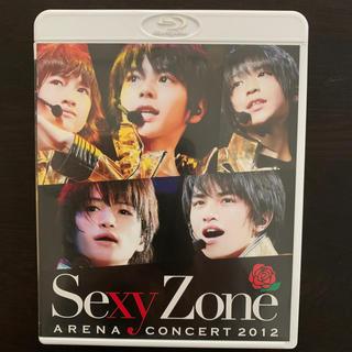 Sexy Zone - Sexy Zone アリーナコンサート2012 Blu-ray通常盤 初回限定