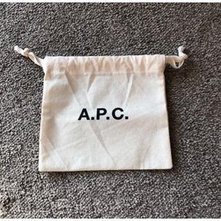 A.P.C - A.P.C. 巾着 アーペーセー