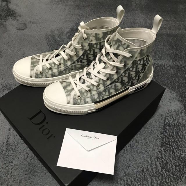 Christian Dior(クリスチャンディオール)のdior b23 スニーカー メンズの靴/シューズ(スニーカー)の商品写真