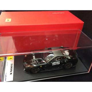 フェラーリ 599XX 1/43
