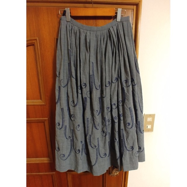 mina perhonen(ミナペルホネン)のミナペルホネン coda スカート レディースのスカート(ロングスカート)の商品写真