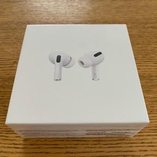 Apple - 新品未使用 AirPods Pro MWP22J/A
