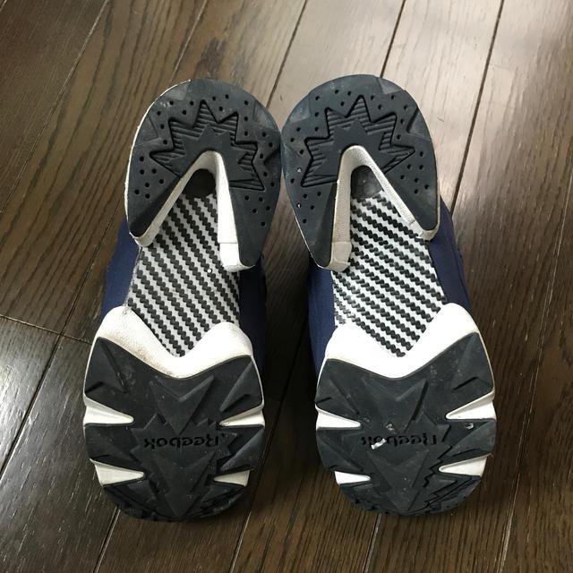 Reebok(リーボック)のReebok classic ポンプ レディースの靴/シューズ(スニーカー)の商品写真