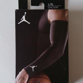 NIKE - 新品 L/XL NIKE jordan shooter sleeves ブラック