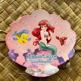 ディズニー(Disney)のDiney SEA  マーメイドラグーン アリエル プレート(プレート/茶碗)