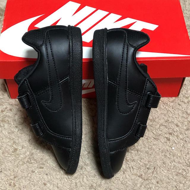 NIKE(ナイキ)のNIKE ナイキ コートロイヤル キッズ スニーカー キッズ/ベビー/マタニティのキッズ靴/シューズ(15cm~)(スニーカー)の商品写真