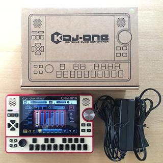 再値下げ!KDJ-ONE 中古美品 最新パッチ適用済み!(音源モジュール)