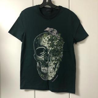 アレキサンダーマックイーン(Alexander McQueen)のアレキサンダーマックイーン alexander mcqeen Tシャツ XS(Tシャツ/カットソー(半袖/袖なし))