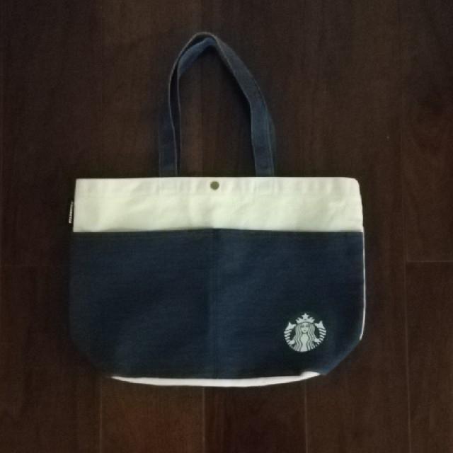 Starbucks Coffee(スターバックスコーヒー)のスターバックス コーヒー トートバッグ レディースのバッグ(トートバッグ)の商品写真