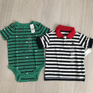 babyGAP - baby GAP ロンパース、 ポロシャツ