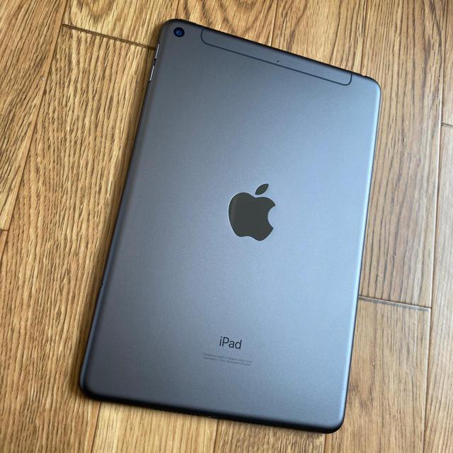 iPad(アイパッド)のiPad mini5 64GB cellular  スマホ/家電/カメラのPC/タブレット(タブレット)の商品写真
