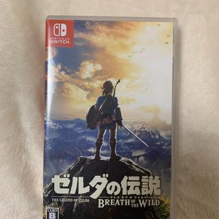 Nintendo Switch - ゼルダの伝説ブレスオブザワイルド switch