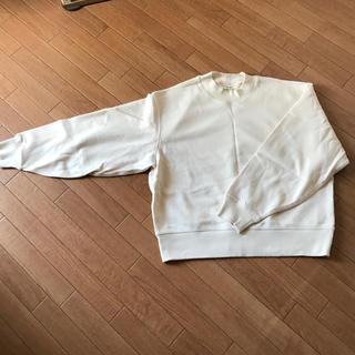 UNIQLO - ユニクロ スウェットクルーネックシャツ