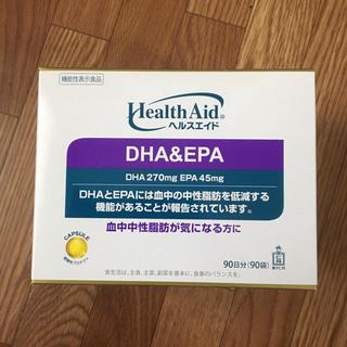 ヘルスエイド DHA&EPA 森下仁丹