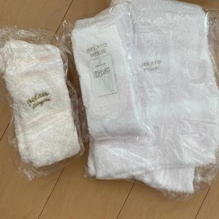 ジェラートピケ(gelato pique)の2020年 ジェラートピケ  福袋 ☆ショートパンツ ソックス2点☆(ルームウェア)