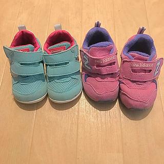 New Balance - こども 靴 12.0