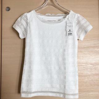 PROPORTION BODY DRESSING - 新品未使用タグ付き♡プロポ♡レースTシャツ