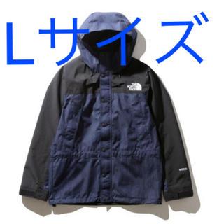 ザノースフェイス(THE NORTH FACE)のL NORTH FACE Mountain Light Denim Jacket(マウンテンパーカー)
