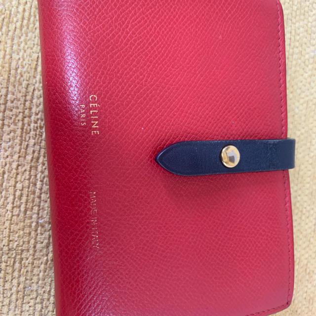 celine(セリーヌ)のCELINE マルチファンクション ミディアム レディースのファッション小物(財布)の商品写真