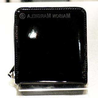 エムエムシックス(MM6)のMM6 メゾンマルジェラ 財布 メンズ 男女兼用 パテント エナメル ラウンド(財布)