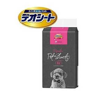 デオシート 消臭フレグランス シャボン&フローラルの香り 限定デザイン レギュラ(犬)