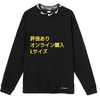ステューシー(STUSSY)のLサイズ ステューシー ナイキ ロンT(Tシャツ/カットソー(七分/長袖))
