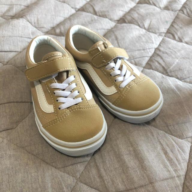 VANS(ヴァンズ)のバンズ17cm キッズ/ベビー/マタニティのキッズ靴/シューズ(15cm~)(スニーカー)の商品写真