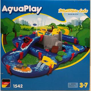 ボーネルンド(BorneLund)のアクアプレイ マウンテンレイク【送料無料】aquaplay(知育玩具)
