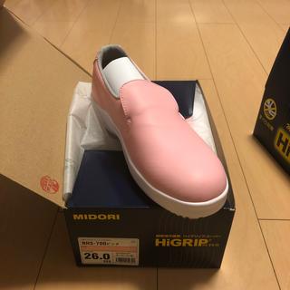 ミドリアンゼン(ミドリ安全)の作業靴(その他)