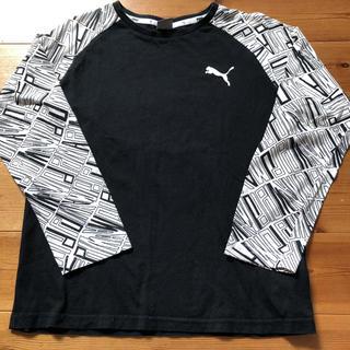 PUMA - プーマ 長袖Tシャツ 150