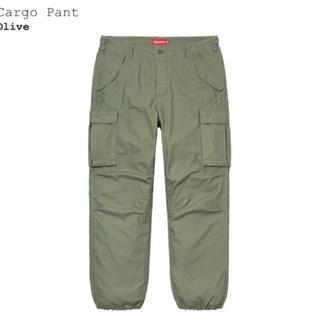 Supreme - Supreme 20ss Cargo Pant Olive w30