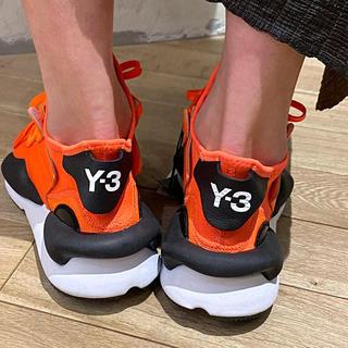ワイスリー(Y-3)の新作✨新品 Y-3(スニーカー)