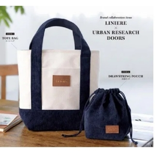 URBAN RESEARCH - URBAN RESEARCH DOORS♥トート&ポーチ