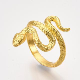 蛇 リング スネーク リング(リング(指輪))