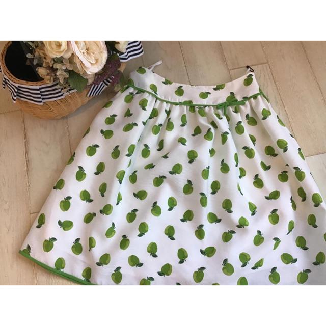 M'S GRACY(エムズグレイシー)の♬🎶エムズグレイシー  スカート(5)  40サイズ 美品 レディースのスカート(ひざ丈スカート)の商品写真