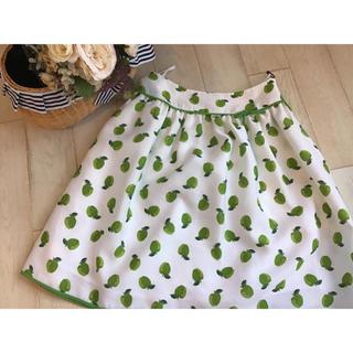 M'S GRACY - ♬🎶エムズグレイシー  スカート(5)  40サイズ 美品