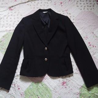 しまむら - テーラードジャケット 黒