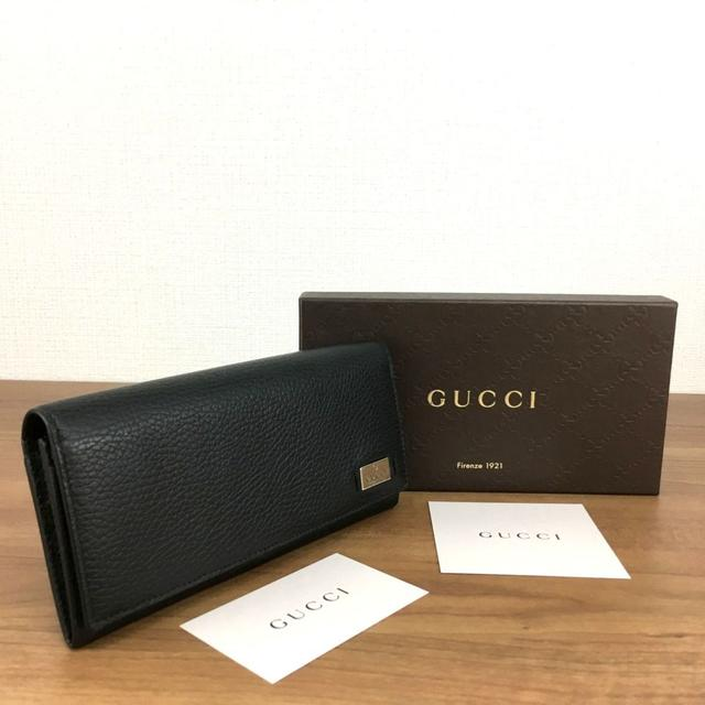 Lip時計スーパーコピー,Gucci-極美品グッチ長財布ブラックレザーシンプルショップカード338の通販