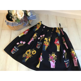 M'S GRACY - 🎶エムズグレイシー  スカート (10) 38サイズ   美品