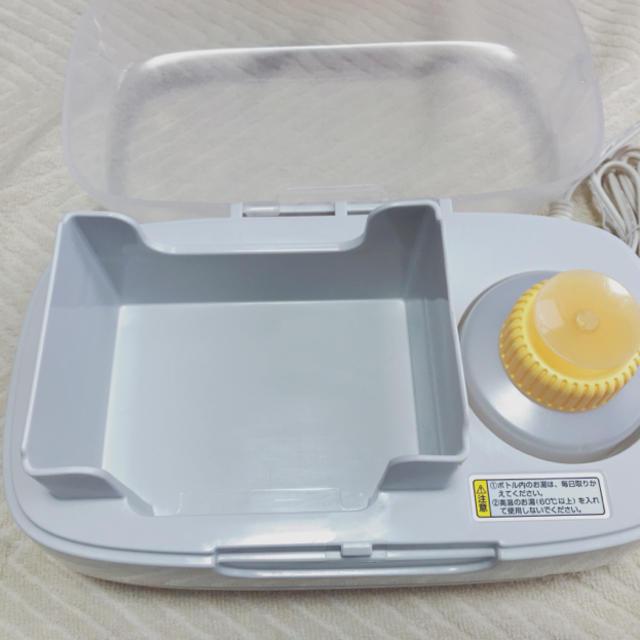 combi(コンビ)のお湯でコットンおしりふき コンビ キッズ/ベビー/マタニティのおむつ/トイレ用品(ベビーおしりふき)の商品写真