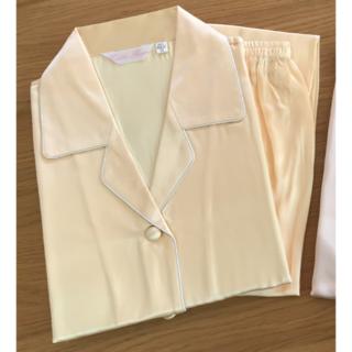 【新品】春夏パジャマ上下セット(Lサイズ)(パジャマ)