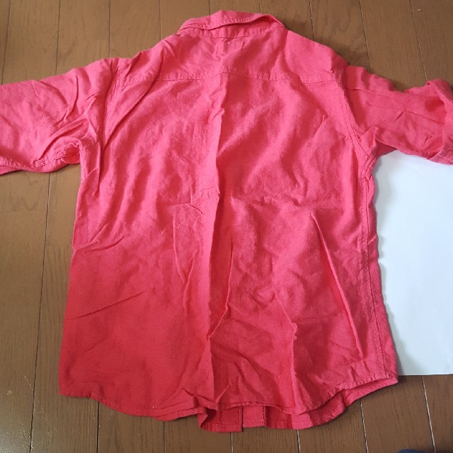 ikka(イッカ)のikka 男児140 シャツ キッズ/ベビー/マタニティのキッズ服男の子用(90cm~)(Tシャツ/カットソー)の商品写真
