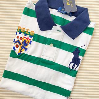 Ralph Lauren - 新品 ラルフローレン ポロシャツ ビッグポニー 160センチ