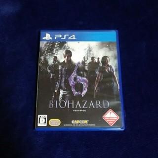 PlayStation4 - PS4 バイオハザード6 BIOHAZARD 6 中古
