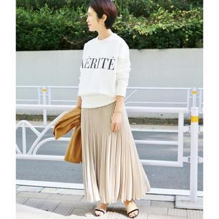 IENA - IENA アコーディオンプリーツスカート