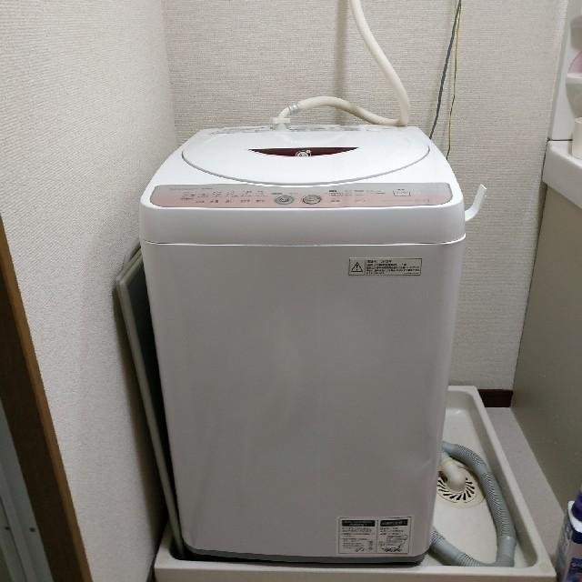 SHARP(シャープ)の(tetsu様専用)SHARP 洗濯機ES-GE60L  スマホ/家電/カメラの生活家電(洗濯機)の商品写真