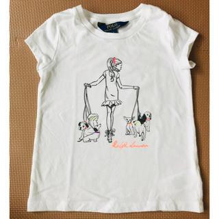 POLO RALPH LAUREN - ポロラルフローレン Tシャツ 110cm