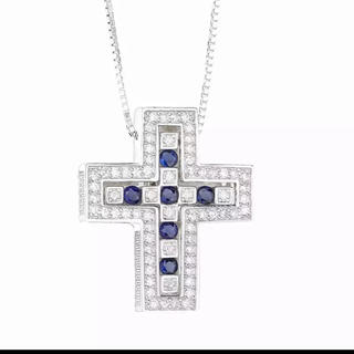 ダミアーニ(Damiani)のネックレス シルバー925 czダイヤモンド ベルエポック 男女兼用(ネックレス)