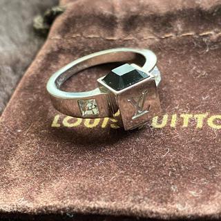 LOUIS VUITTON - ルイヴィトン キューブ指輪